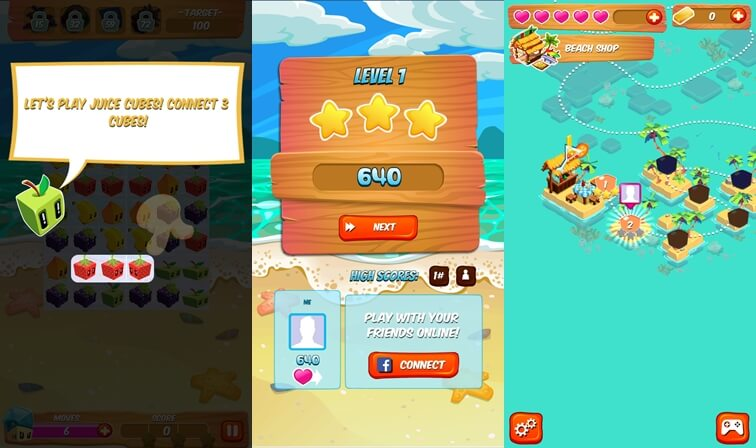 best puzzle games for android 2014